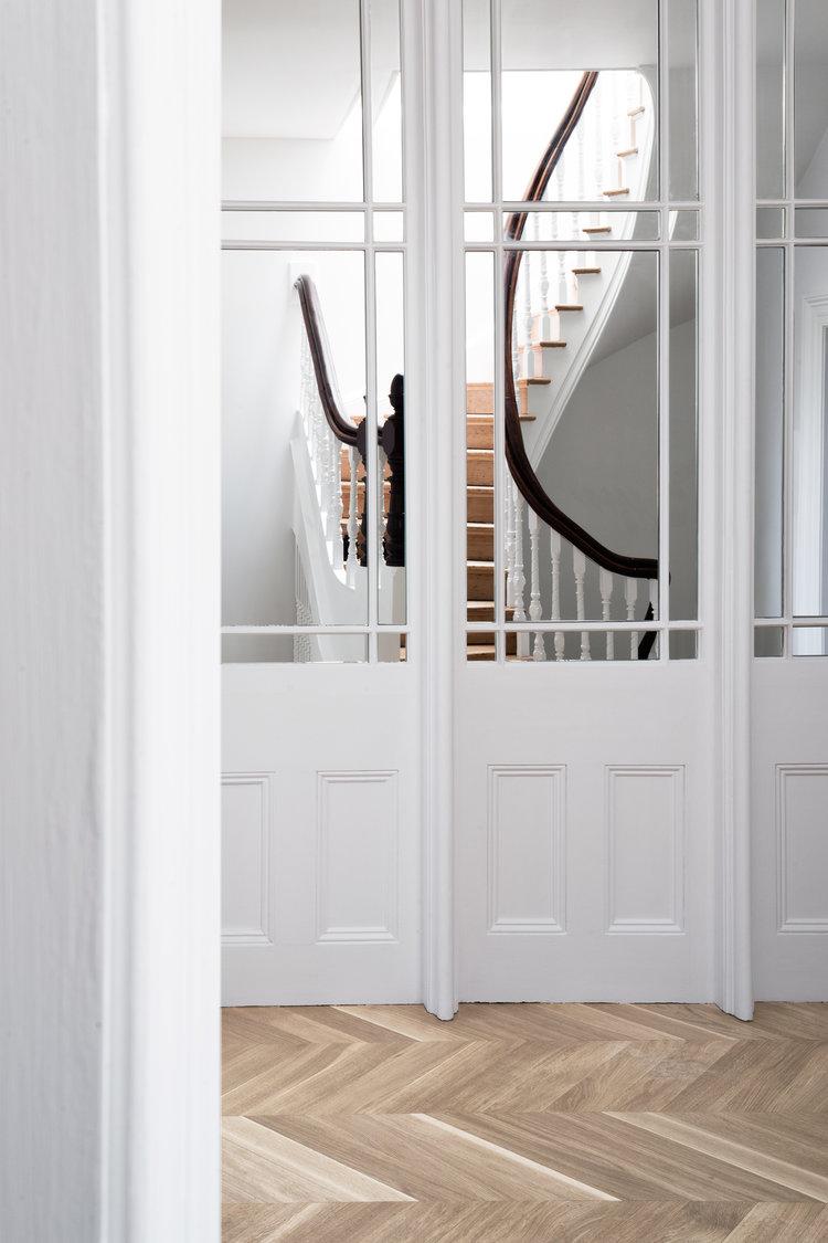 Italianate House by Renato D'Ettorre Architects 12