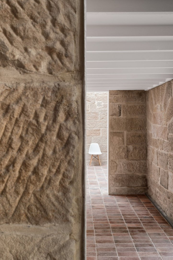 Italianate House by Renato D'Ettorre Architects 13