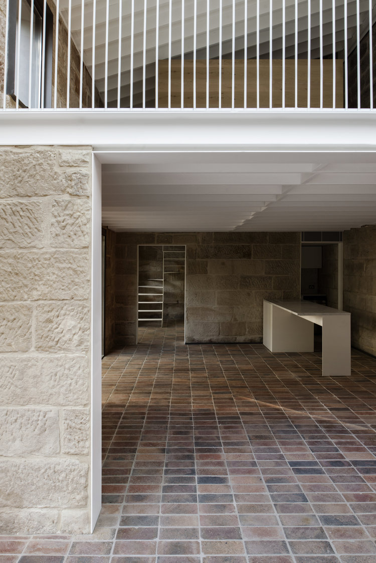 Italianate House by Renato D'Ettorre Architects 15