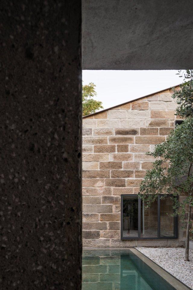 Italianate House by Renato D'Ettorre Architects 16