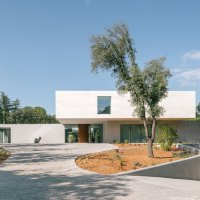 La Moraleja Villa, Madrid, Spain by XTEN Architecture, EXTUDIO and Losada Garcia Arquitectos
