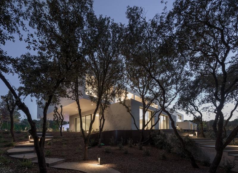 La Moraleja Villa, Madrid, Spain by XTEN Architecture, EXTUDIO and Losada Garcia Arquitectos 04
