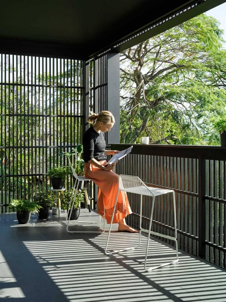 Paddington Residence by Kieron Gait Architects 01