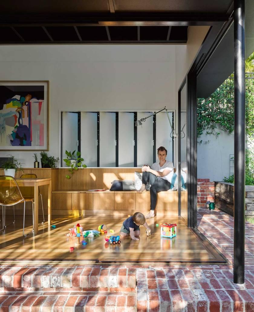Paddington Residence by Kieron Gait Architects 10