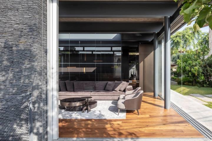 Pavilion House by Pitsou Kedem Architects 02