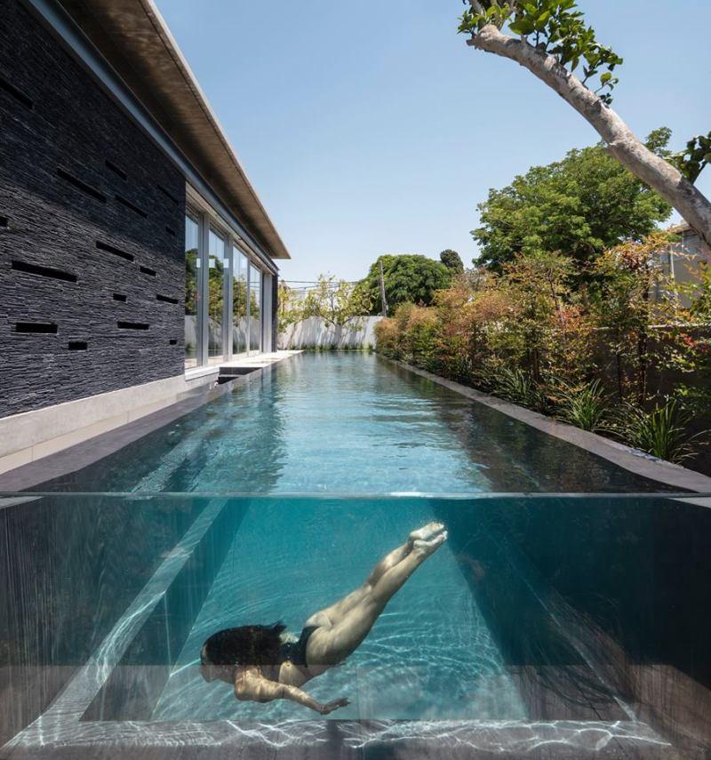Pavilion House by Pitsou Kedem Architects 08