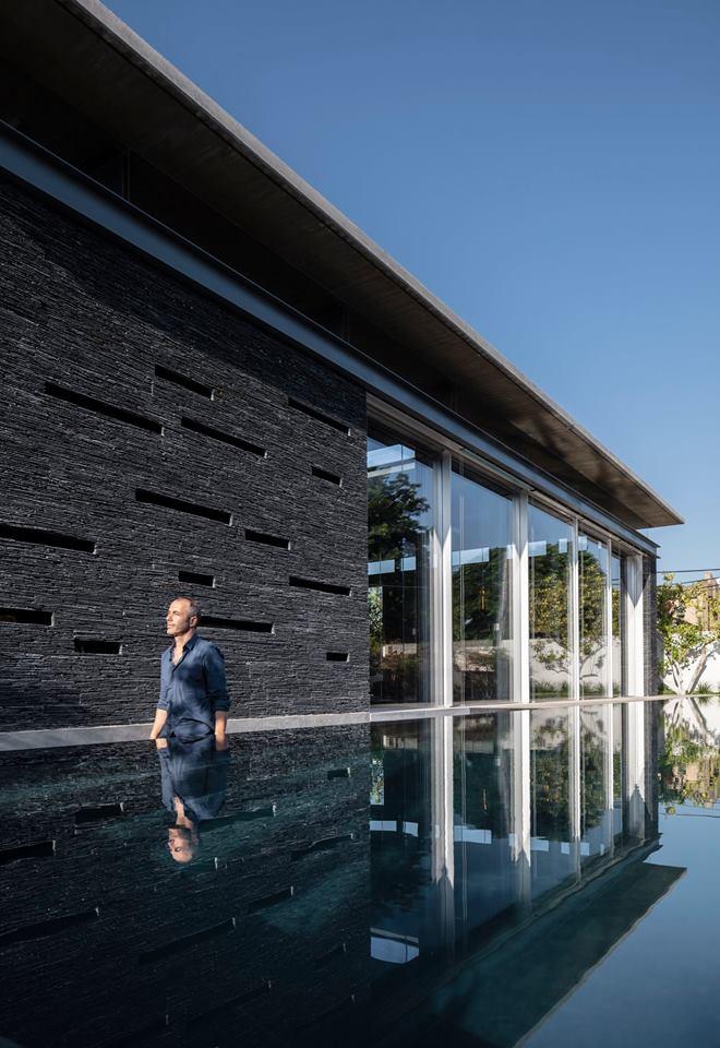 Pavilion House by Pitsou Kedem Architects 16