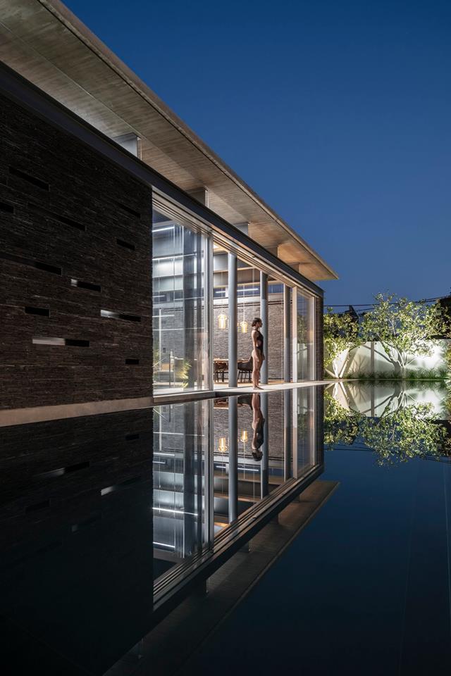 Pavilion House by Pitsou Kedem Architects 27