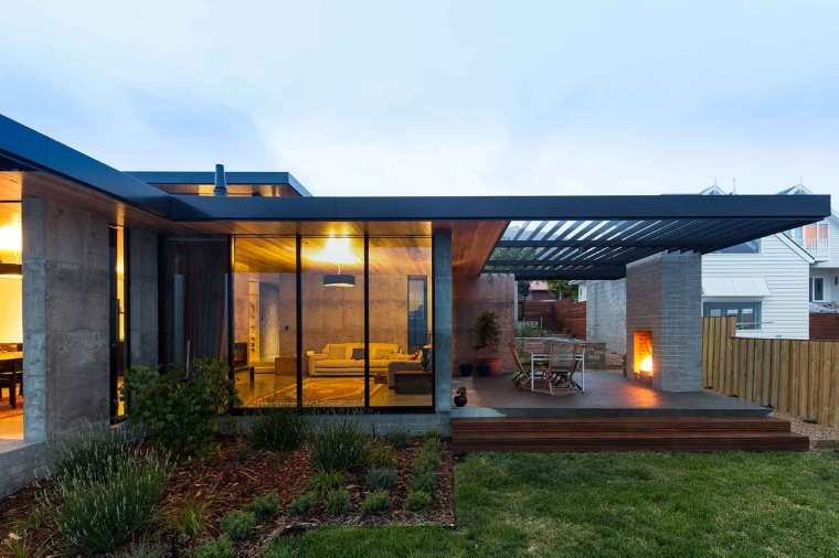 River_s Edge House by Stuart Tanner Architects 24