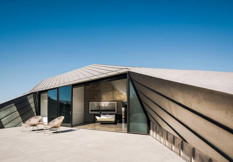Shapeshifter house by Ogrydziak Prillinger Architects (OPA) 03