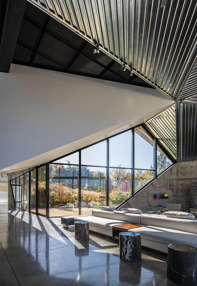 Shapeshifter house by Ogrydziak Prillinger Architects (OPA) 06