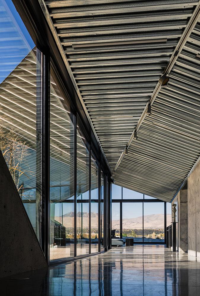 Shapeshifter house by Ogrydziak Prillinger Architects (OPA) 07