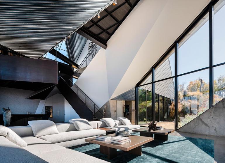 Shapeshifter house by Ogrydziak Prillinger Architects (OPA) 10