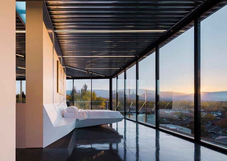 Shapeshifter house by Ogrydziak Prillinger Architects (OPA) 12