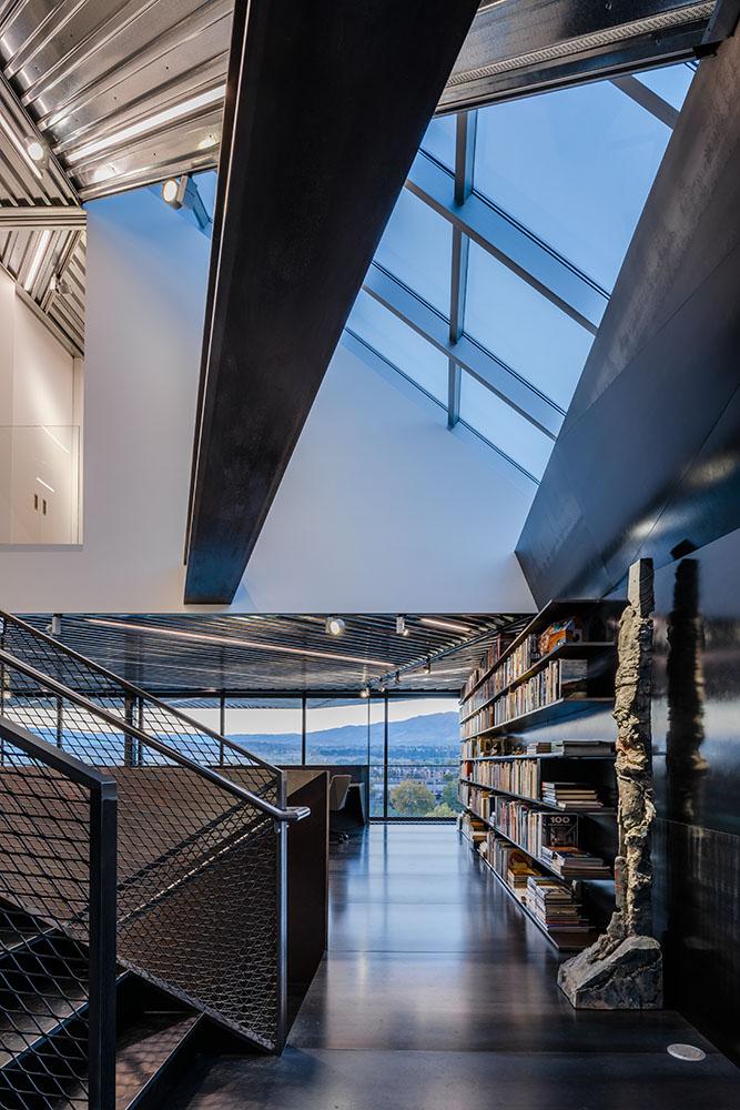 Shapeshifter house by Ogrydziak Prillinger Architects (OPA) 13