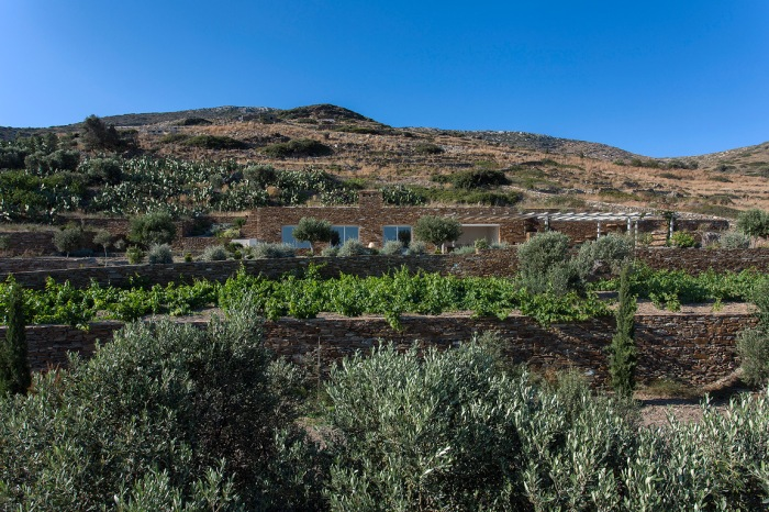 Summer House Under The Prickly Pears, Ios island, Greece GFRA Architecture-2