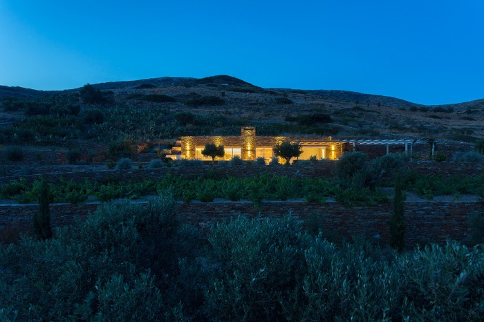 Summer House Under The Prickly Pears, Ios island, Greece GFRA Architecture-20