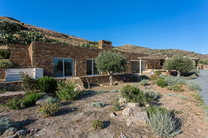 Summer House Under The Prickly Pears, Ios island, Greece GFRA Architecture-4