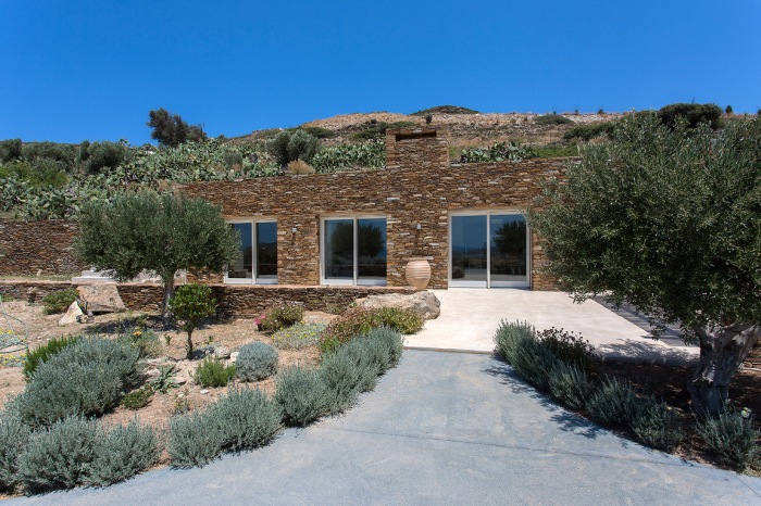 Summer House Under The Prickly Pears, Ios island, Greece GFRA Architecture-5