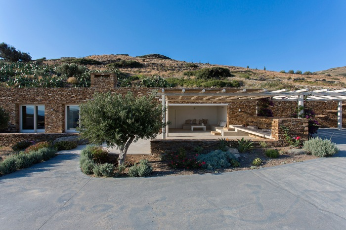 Summer House Under The Prickly Pears, Ios island, Greece GFRA Architecture-6