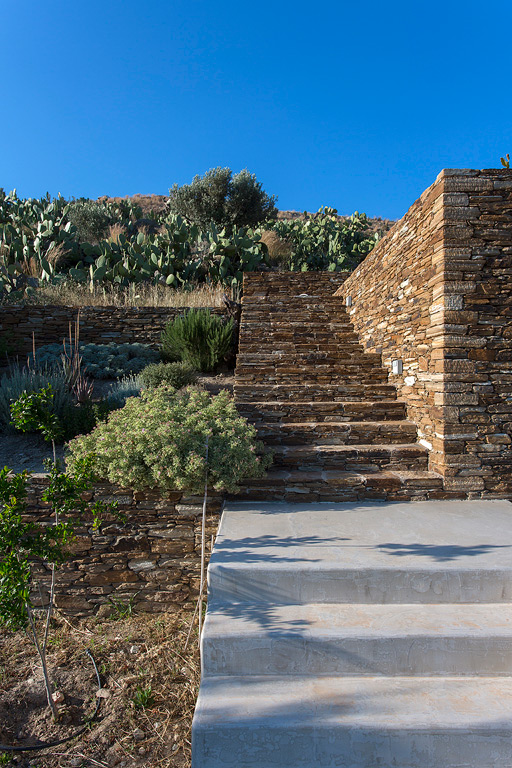 Summer House Under The Prickly Pears, Ios island, Greece GFRA Architecture-7