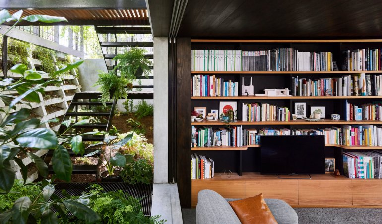 Terrarium House by John Ellway Architect 14