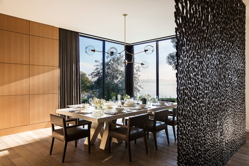 Tiburon Bay View Residence by Walker Warner Architects 12