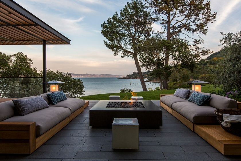 Tiburon Bay View Residence by Walker Warner Architects 20