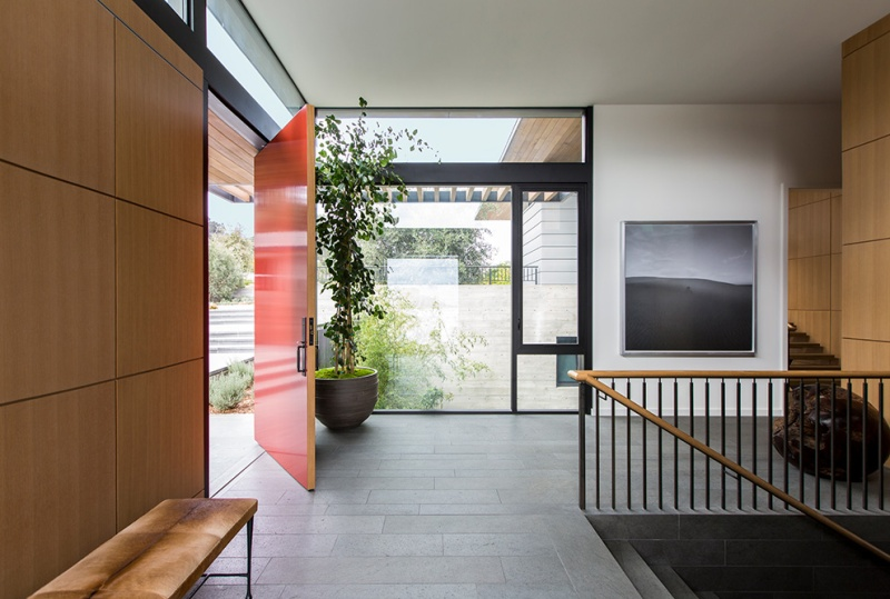 Tiburon Bay View Residence by Walker Warner Architects 4