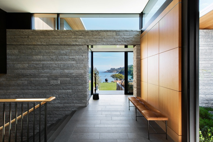 Tiburon Bay View Residence by Walker Warner Architects 5