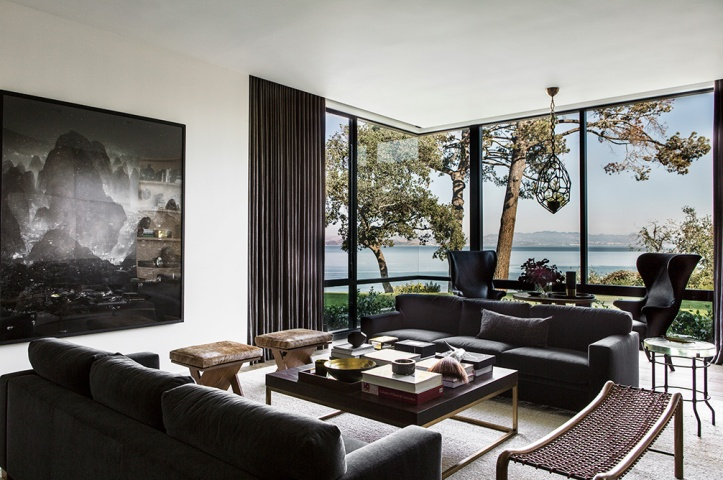 Tiburon Bay View Residence by Walker Warner Architects 9