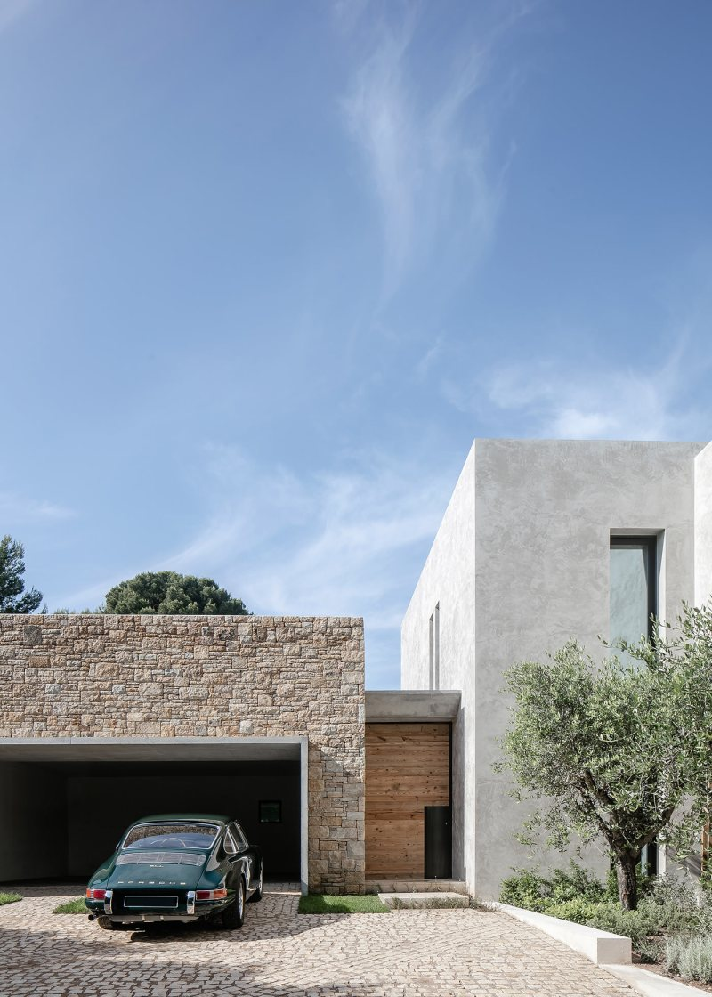 Villa Fidji by Caprini & Pellerin Architects 06