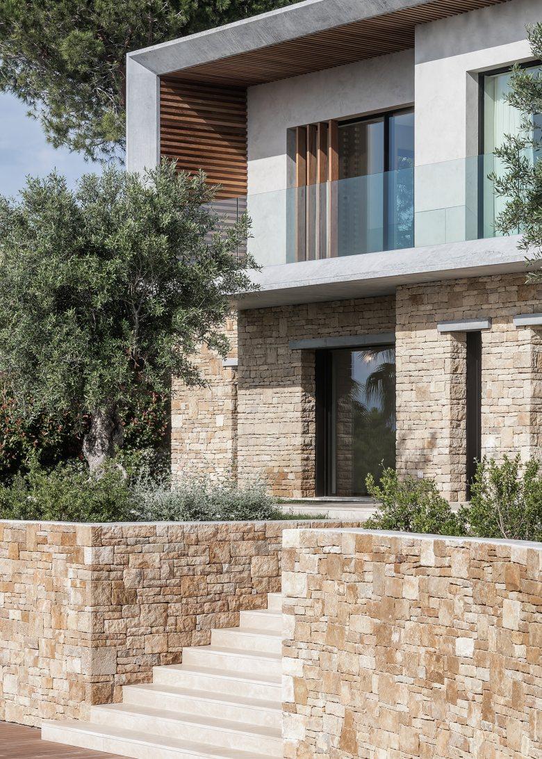 Villa Fidji by Caprini & Pellerin Architects 07