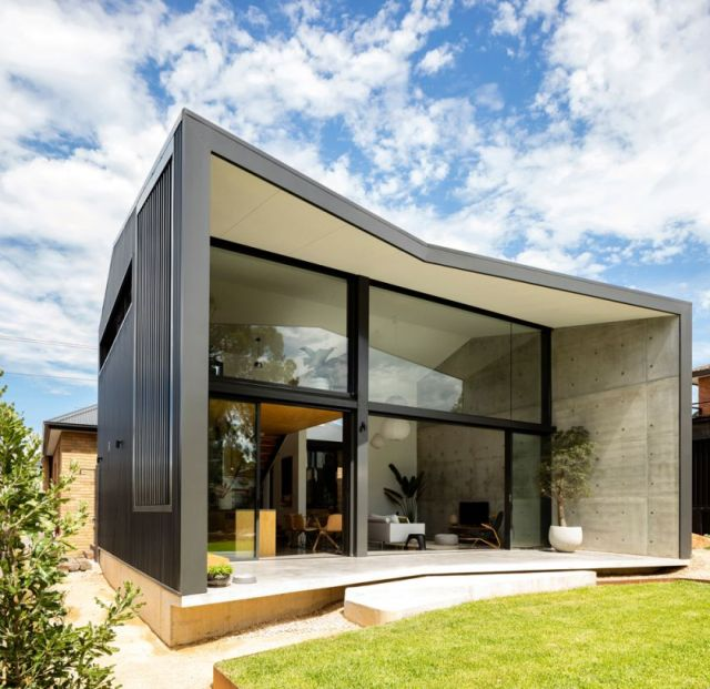Binary House by Christopher Polly Architect 01