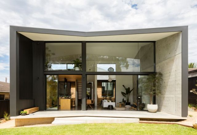 Binary House by Christopher Polly Architect 06