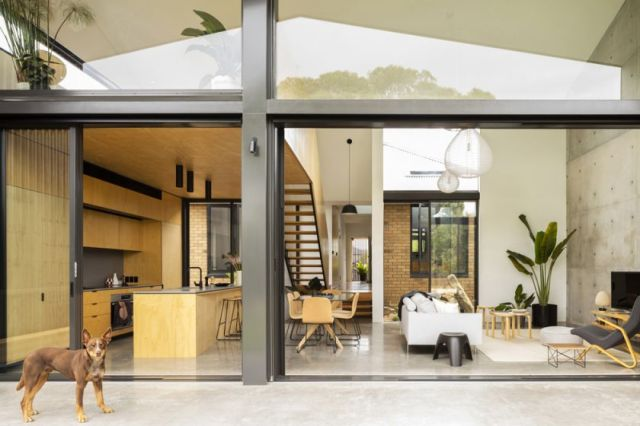 Binary House by Christopher Polly Architect 08