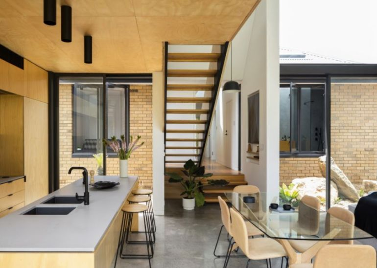 Binary House by Christopher Polly Architect 09