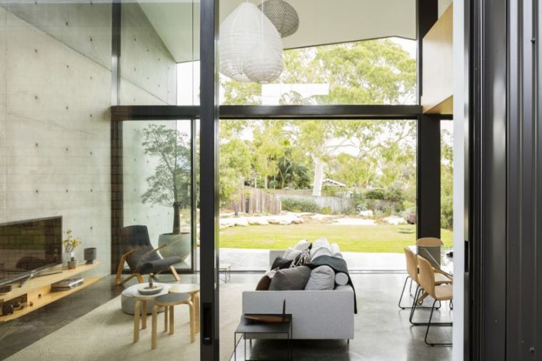Binary House by Christopher Polly Architect 13