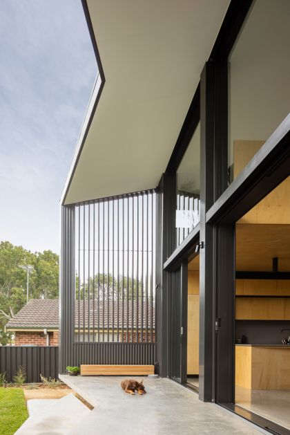 Binary House by Christopher Polly Architect 15
