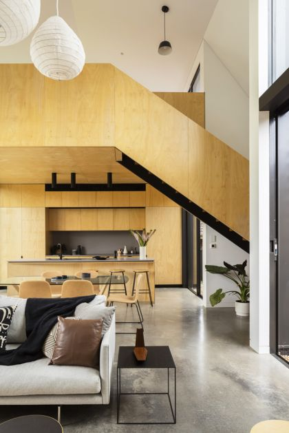 Binary House by Christopher Polly Architect 16