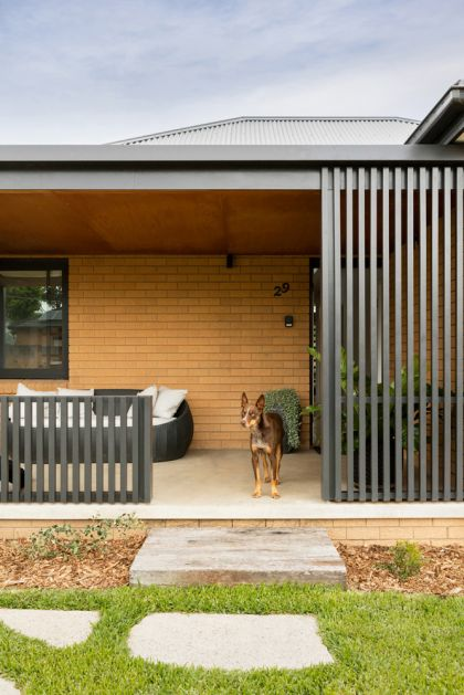 Binary House by Christopher Polly Architect 29