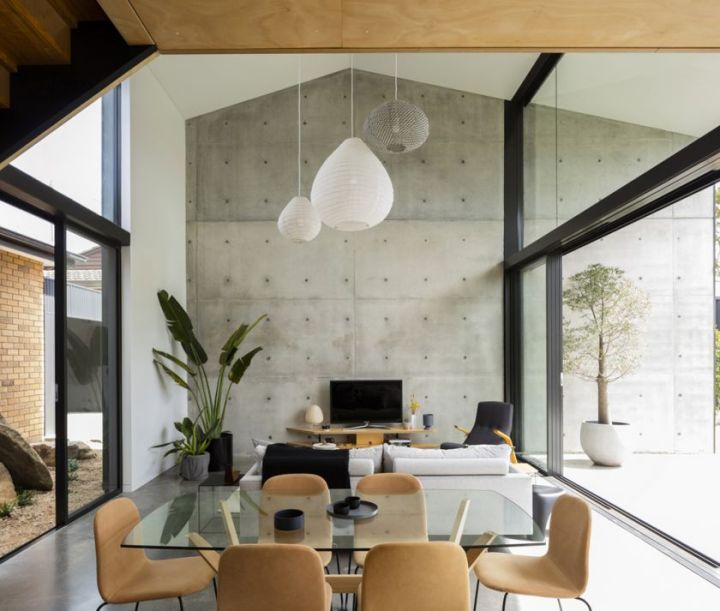 Binary House by Christopher Polly Architect 31