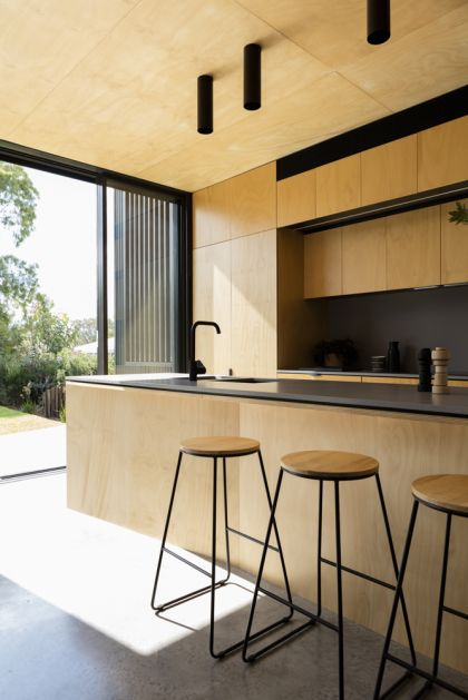 Binary House by Christopher Polly Architect 32