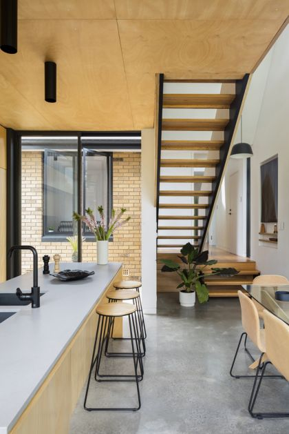 Binary House by Christopher Polly Architect 33