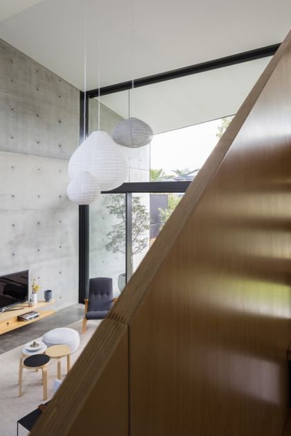 Binary House by Christopher Polly Architect 38