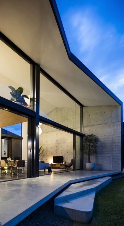 Binary House by Christopher Polly Architect 39