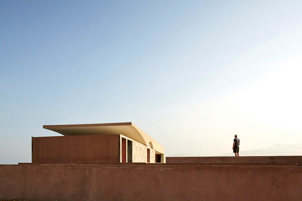 C3 House by Studio Barclay &Crousse