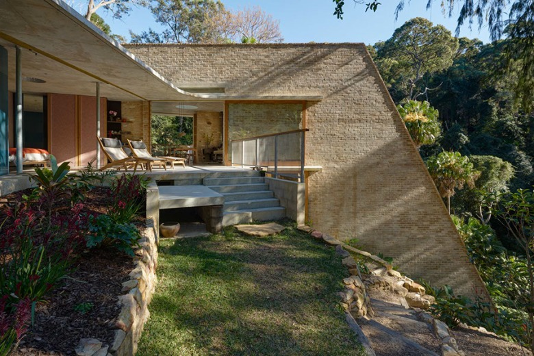 Cabbage Tree House by Peter Stutchbury Architecture 02