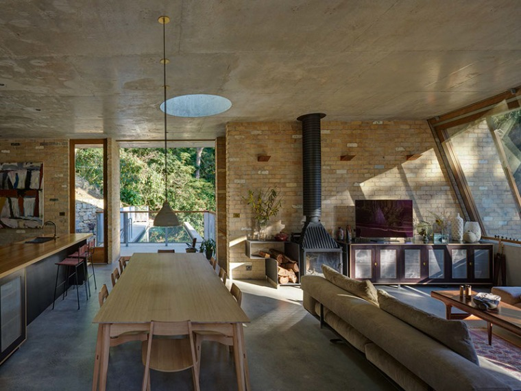 Cabbage Tree House by Peter Stutchbury Architecture 03