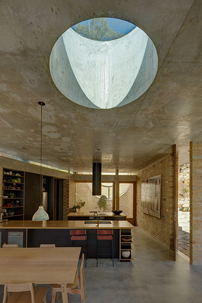 Cabbage Tree House by Peter Stutchbury Architecture 05
